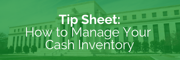 Cash Management Tip Sheet