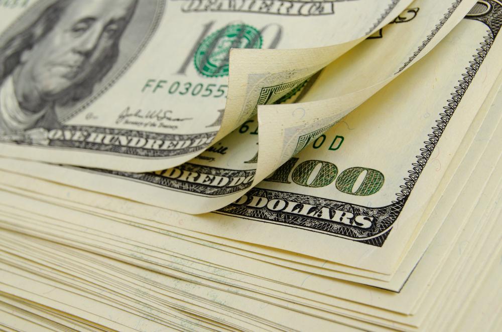 cash laid out