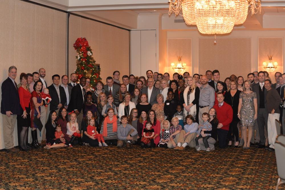 Company Family Christmas Party