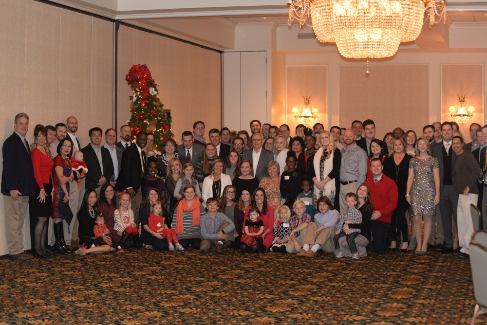 Company Family Christmas Party