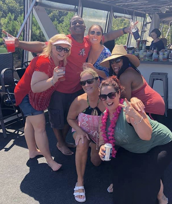 company-outing-lake-day-2019