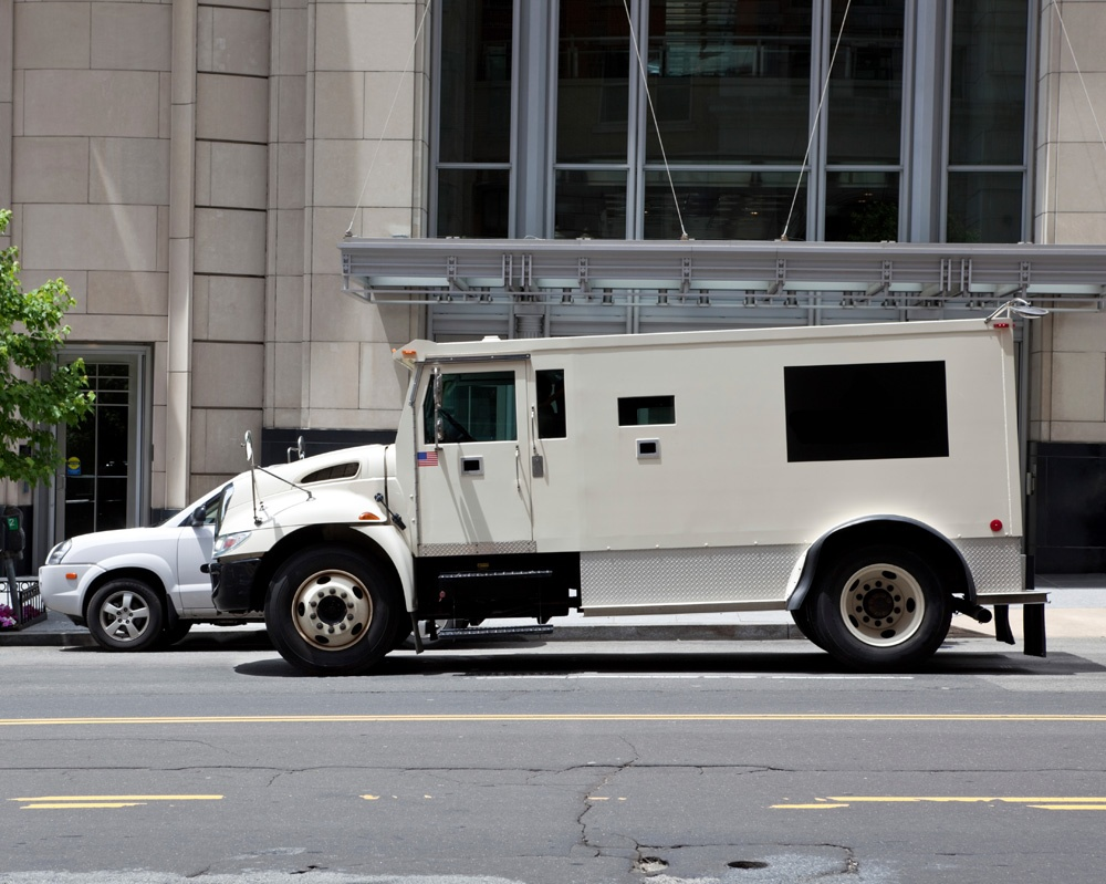 First C3 Financial Integration with Armored Car Provider